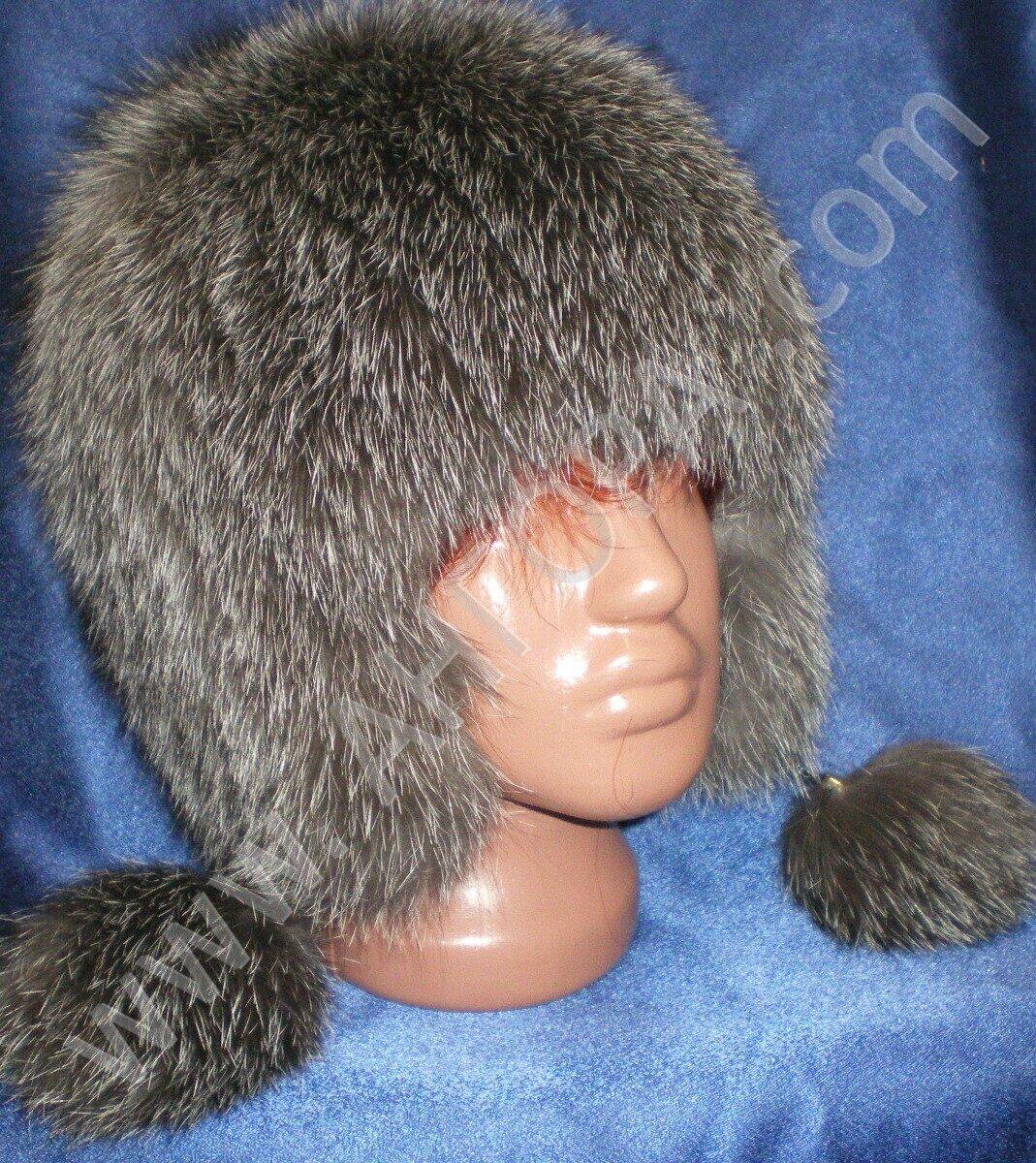 Выкройка женской шапки из меха Катюшенька Ру мир шитья 22